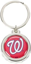 NATIONALS ARCHITECT BOTTLE/CAN OPENER KEYCHAIN