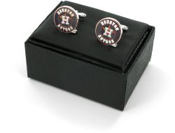 ASTROS CUTOUT CUFF LINKS WITH BOX