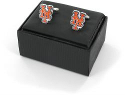 METS CUTOUT CUFF LINKS WITH BOX
