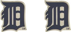 TIGERS TEAM POST EARRINGS (NEW PRIMARY D)