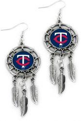 TWINS DREAM CATCHER EARRINGS