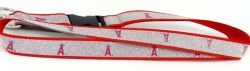 ANGELS SPARKLE (RED) LANYARD