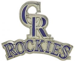 ROCKIES PRIMARY PLUS PIN