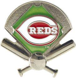 REDS FIELD PIN