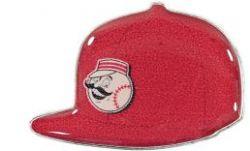 REDS BP ON FIELD CAP PIN
