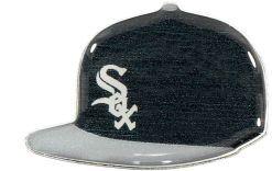 WHITE SOX BP ON FIELD CAP PIN