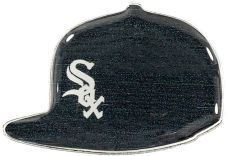 WHITE SOX HOME ON FIELD CAP PIN