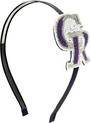 ROCKIES SEQUINS & BEADS HAIR BAND