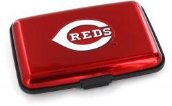 REDS (RED) RFID ALUMINUM WALLET (OC)