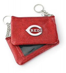 REDS (RED) SPARKLE COIN PURSE (OC)