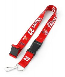 ANGELS (TROUT) PLAYER ACTION LANYARD