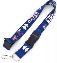 CUBS (RIZZO) PLAYER ACTION LANYARD