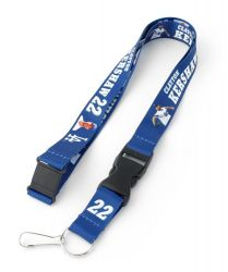 DODGERS (KERSHAW) PLAYER ACTION LANYARD