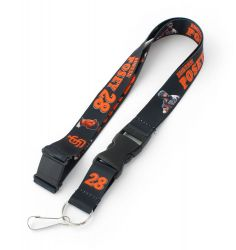 GIANTS (POSEY) PLAYER ACTION LANYARD