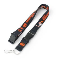 GIANTS (BUMGARNER) PLAYER ACTION LANYARD