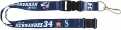 MARINERS (HERNANDEZ) PLAYER ACTION LANYARD