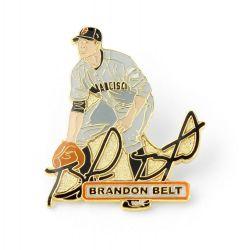 GIANTS BELT SIGNATURE PIN
