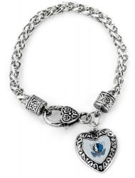 MAVERICKS HEART BRACELET