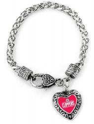 CLIPPERS HEART BRACELET