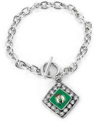 CELTICS CRYSTAL DIAMOND BRACELET
