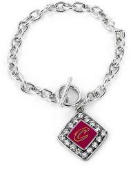 CAVALIERS CRYSTAL DIAMOND BRACELET