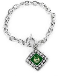 BUCKS CRYSTAL DIAMOND BRACELET