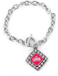 CLIPPERS CRYSTAL DIAMOND BRACELET