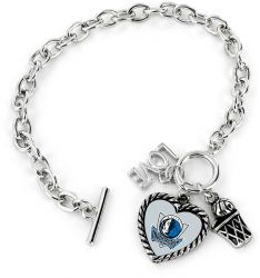MAVERICKS LOVE BASKETBALL BRACELET