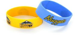 NUGGETS WIDE BRACELETS (2-PACK)