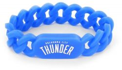 THUNDER SILICONE LINKS BRACELET