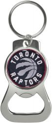 RAPTORS BOTTLE OPENER KEYCHAIN