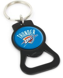 THUNDER (BLACK) BOTTLE OPENER KEYCHAIN