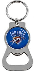 THUNDER BOTTLE OPENER KEYCHAIN