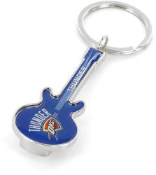 THUNDER GUITAR BOTTLE OPENER KEYCHAIN (OC)
