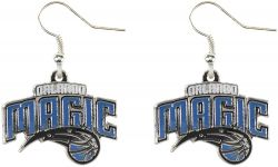 MAGIC LOGO DANGLER EARRINGS