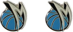 MAVERICKS TEAM POST EARRINGS