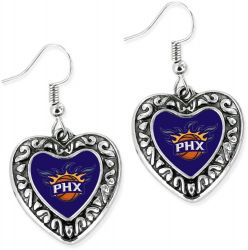 SUNS HEART EARRINGS