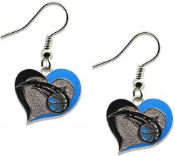 MAGIC SWIRL HEART EARRINGS