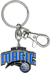 MAGIC TEAM LOGO HEAVYWEIGHT KEYCHAIN