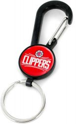 CLIPPERS METAL CARABINER KEYCHAIN