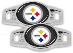 STEELERS SHOE CHARM (2-PACK)