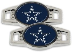 COWBOYS SHOE CHARM (2-PACK)