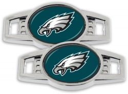 EAGLES SHOE CHARM (2-PACK)