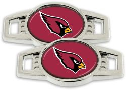 CARDINALS SHOE CHARM (2-PACK)