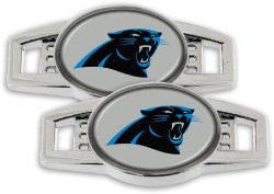 PANTHERS SHOE CHARM (2-PACK)
