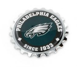 EAGLES SEMI 3D METAL STICK ON EMBLEM