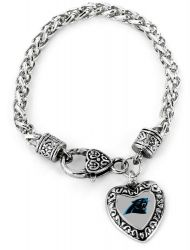PANTHERS HEART BRACELET