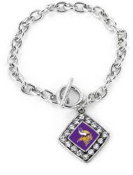 VIKINGS CRYSTAL DIAMOND BRACELET