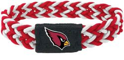 CARDINALS (RED/WHITE) STRETCH BRACELET (OC)