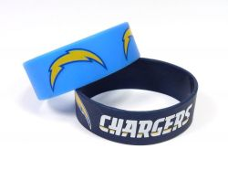 CHARGERS WIDE BRACELET (2 PACK)